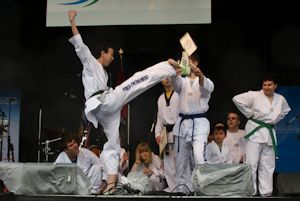 Para-Taekwondo Demo Team - Everything is Possible!